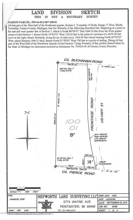 4648 W Pierce Road, Shelby, MI 49455 (MLS #18023055) :: Deb Stevenson Group - Greenridge Realty