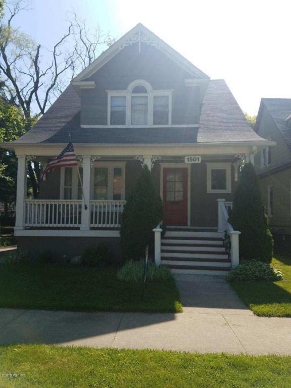 1501 S State Street, St. Joseph, MI 49085 (MLS #18023217) :: Carlson Realtors & Development