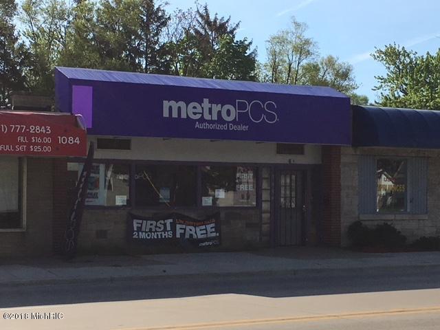 1086 S Getty Street, Muskegon, MI 49442 (MLS #18023365) :: Carlson Realtors & Development