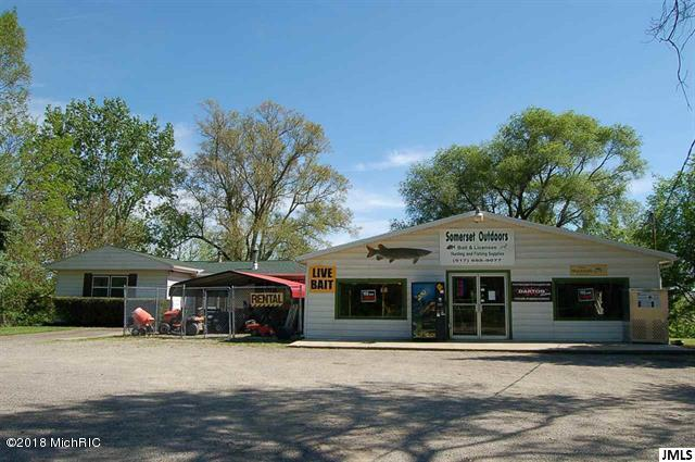 10591 E Chicago Road, Jerome, MI 49249 (MLS #18023954) :: 42 North Realty Group