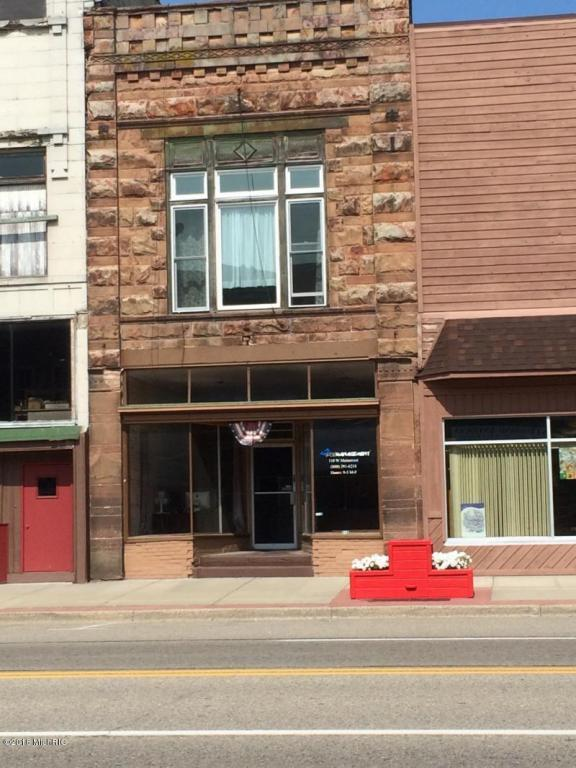110 W Main Street, Carson City, MI 48811 (MLS #18025802) :: 42 North Realty Group