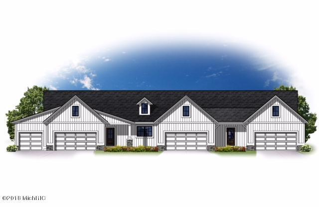 950 Harper Woods Drive SW #4, Byron Center, MI 49315 (MLS #18028695) :: 42 North Realty Group