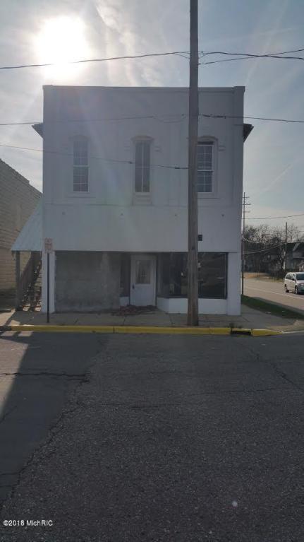 100 N Webster Street, Augusta, MI 49012 (MLS #18029117) :: Matt Mulder Home Selling Team