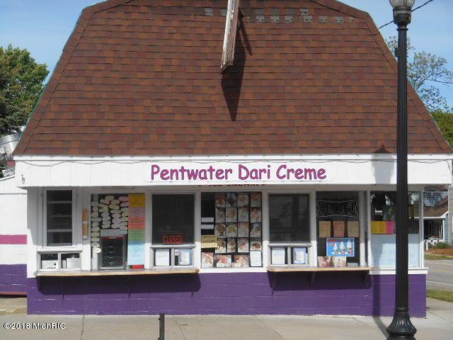 11-A N Hancock Street, Pentwater, MI 49449 (MLS #18029744) :: JH Realty Partners