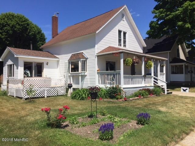 409 E Main Street, Marion, MI 49665 (MLS #18030599) :: 42 North Realty Group