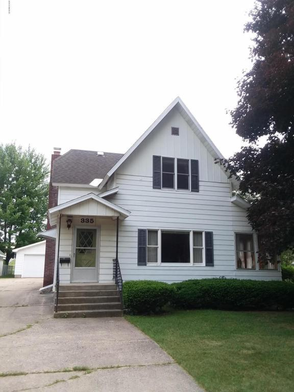 335 W Todd Ave Avenue, Reed City, MI 49677 (MLS #18030644) :: Carlson Realtors & Development