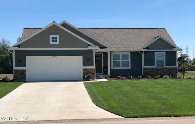 11682 Olive Lake Drive, West Olive, MI 49460 (MLS #18031468) :: 42 North Realty Group