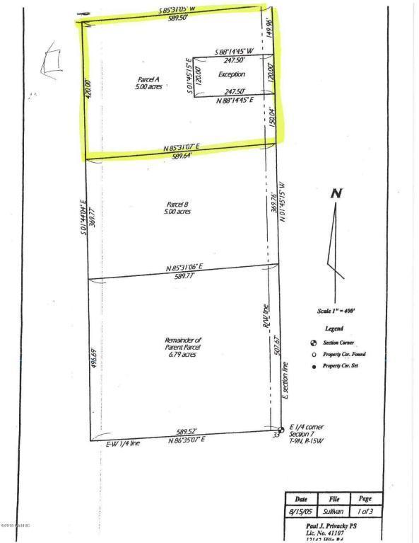 Par A S Carr Road, Fruitport, MI 49415 (MLS #18032055) :: JH Realty Partners