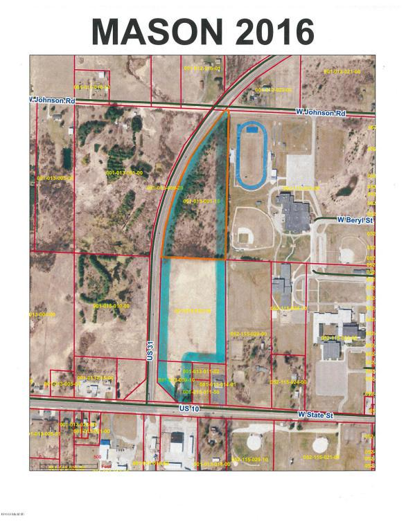 460 W Us 10, Scottville, MI 49454 (MLS #18032541) :: Deb Stevenson Group - Greenridge Realty