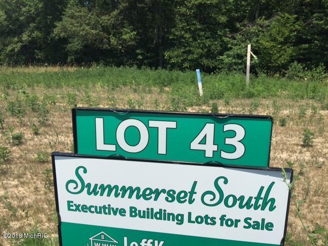 5587 Stonebridge Drive Lot 43, Grandville, MI 49418 (MLS #18033183) :: 42 North Realty Group