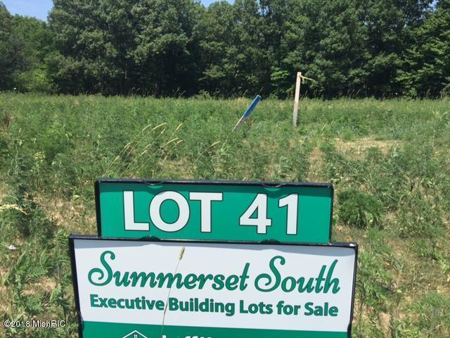 5619 Stonebridge Drive Lot 41, Grandville, MI 49418 (MLS #18033187) :: 42 North Realty Group