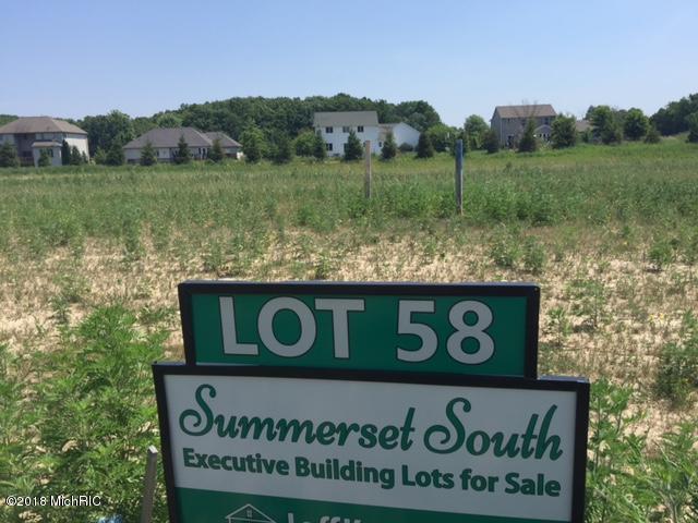 5640 Stonebridge Drive Lot 58, Grandville, MI 49418 (MLS #18033190) :: 42 North Realty Group