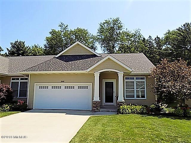 2460 Nuttall Court, Holland, MI 49424 (MLS #18033406) :: 42 North Realty Group
