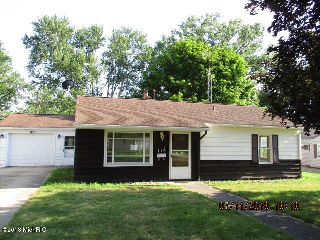 110 Buckeye Street, Three Oaks, MI 49128 (MLS #18033915) :: Carlson Realtors & Development