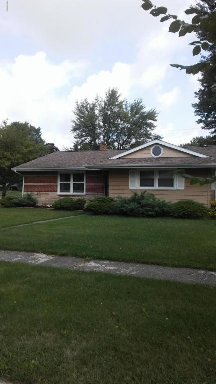 1100 E Hatch Street, Sturgis, MI 49091 (MLS #18038839) :: Carlson Realtors & Development