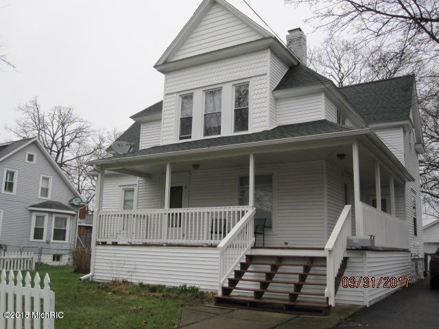 123 N Hooker Avenue, Three Rivers, MI 49093 (MLS #18040400) :: Carlson Realtors & Development