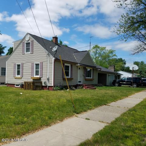 2989 Maple Grove Road, Muskegon, MI 49441 (MLS #18044846) :: Carlson Realtors & Development