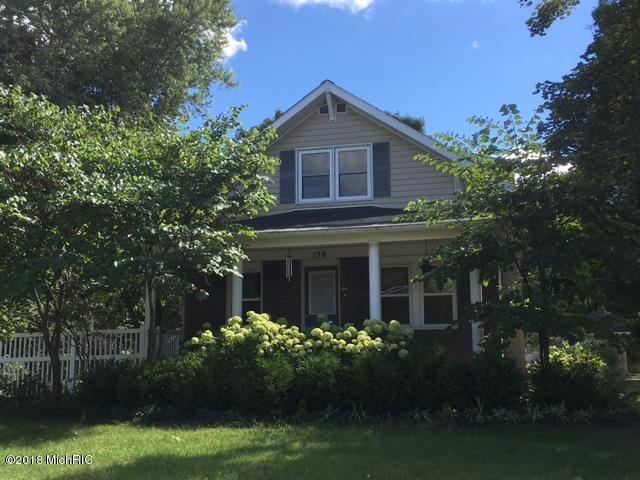 150 State Street, Hillsdale, MI 49242 (MLS #18045362) :: JH Realty Partners