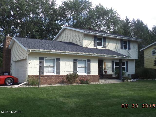 6719 Robinswood Street, Portage, MI 49024 (MLS #18046953) :: JH Realty Partners