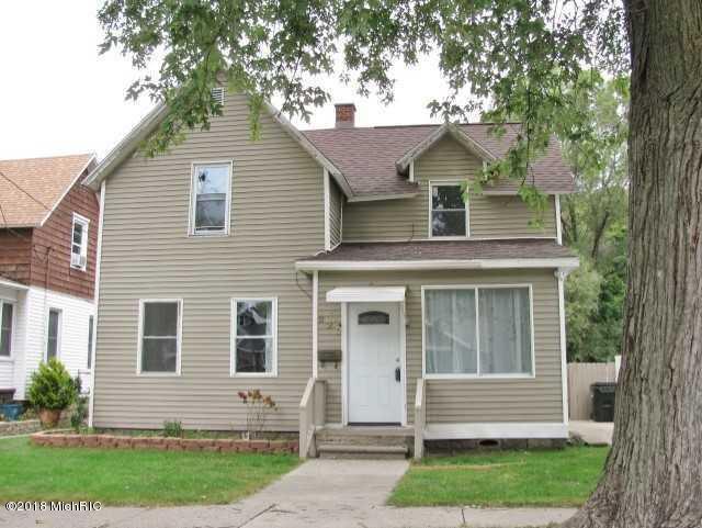 222 W Forest Avenue, Muskegon, MI 49441 (MLS #18047015) :: JH Realty Partners