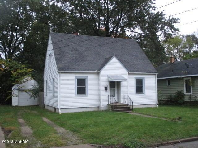 134 Yale Street, Battle Creek, MI 49017 (MLS #18051512) :: CENTURY 21 C. Howard