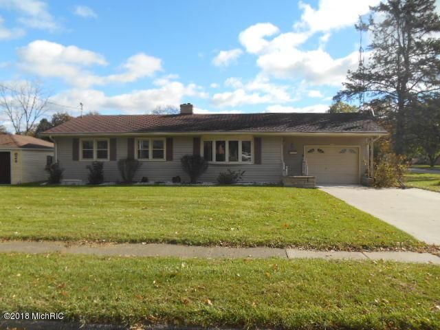622 Walnut Lane, Union City, MI 49094 (MLS #18052204) :: JH Realty Partners