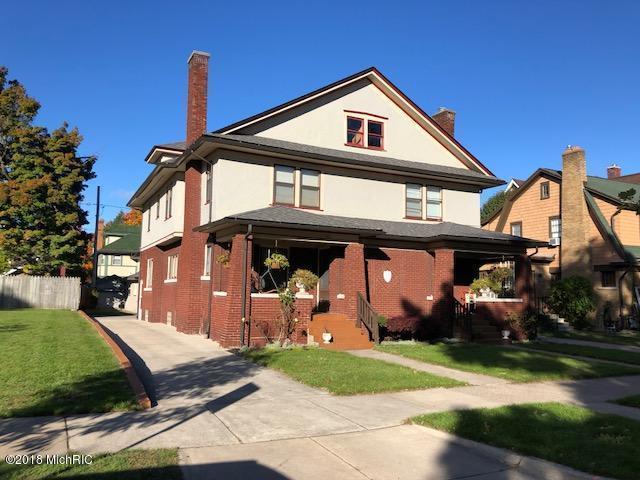 411 / 413 College Avenue SE, Grand Rapids, MI 49503 (MLS #18052245) :: JH Realty Partners