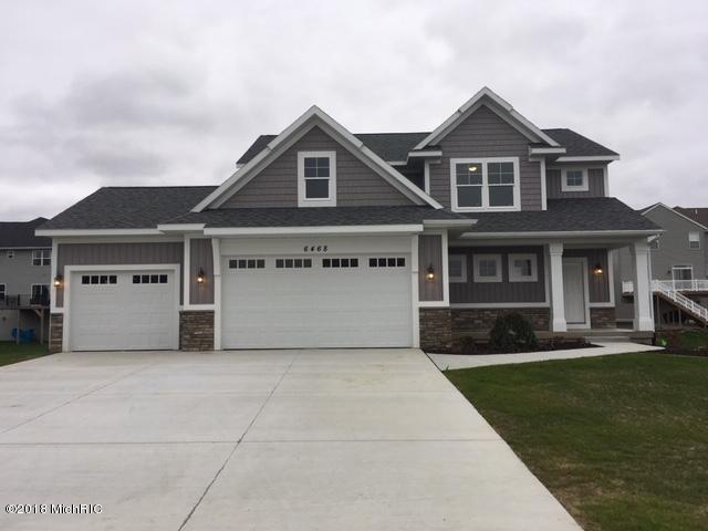 6468 Red Point Drive, Byron Center, MI 49315 (MLS #18054683) :: JH Realty Partners