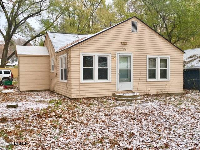 450 Collins Avenue, Muskegon Heights, MI 49444 (MLS #18054949) :: JH Realty Partners