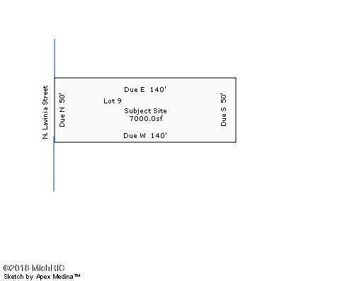 718 N Lavinia Street, Ludington, MI 49431 (MLS #18055440) :: Deb Stevenson Group - Greenridge Realty
