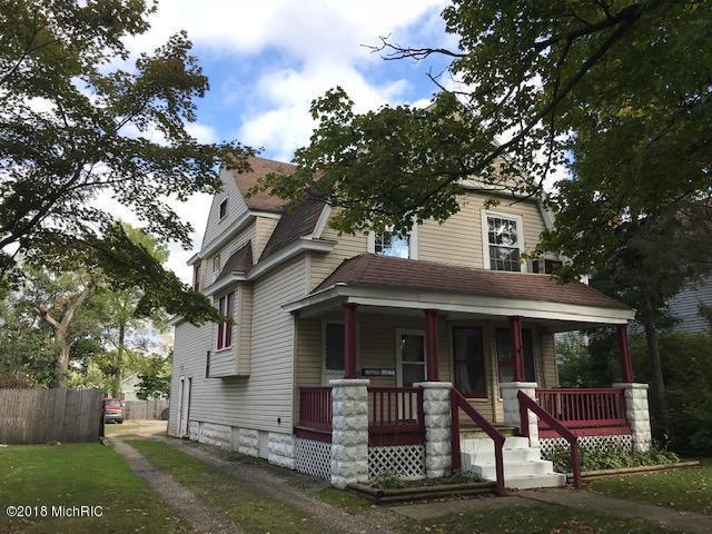 609 E Stockbridge Avenue #1, Kalamazoo, MI 49001 (MLS #18055920) :: Deb Stevenson Group - Greenridge Realty