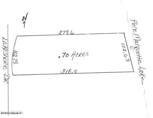 S Lakeshore Drive, Ludington, MI 49431 (MLS #18056931) :: Deb Stevenson Group - Greenridge Realty