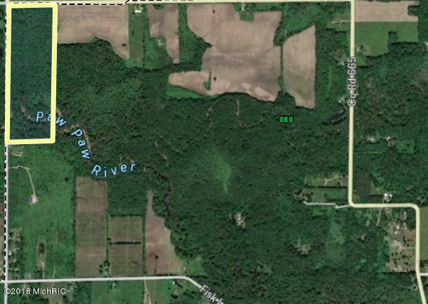 Cr 665, Paw Paw, MI 49079 (MLS #18057058) :: Deb Stevenson Group - Greenridge Realty