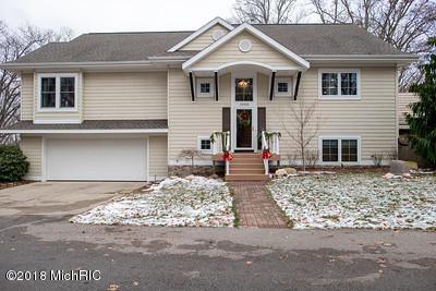 16950 Ferndale Avenue, West Olive, MI 49460 (MLS #18057982) :: Matt Mulder Home Selling Team