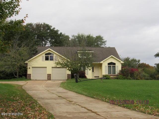 165 Steamburg Drive, East Leroy, MI 49051 (MLS #18058617) :: CENTURY 21 C. Howard