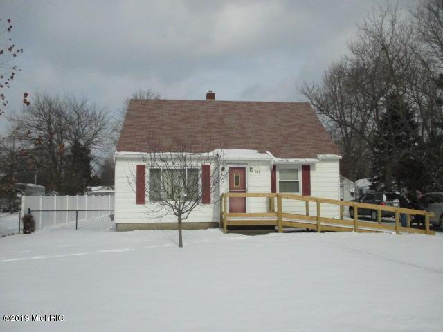 308 Scott Street, Vicksburg, MI 49097 (MLS #19003442) :: Matt Mulder Home Selling Team