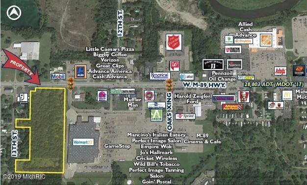 1328-1340 W M-89 Highway, Plainwell, MI 49080 (MLS #19003499) :: Ron Ekema Team