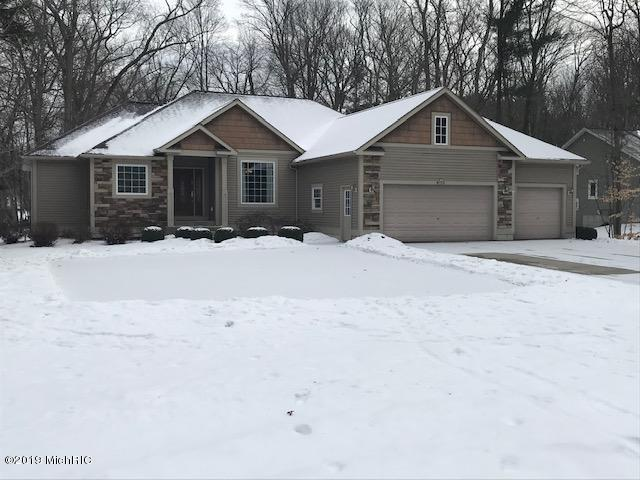 872 Bear Lake Road, Muskegon, MI 49445 (MLS #19005080) :: JH Realty Partners