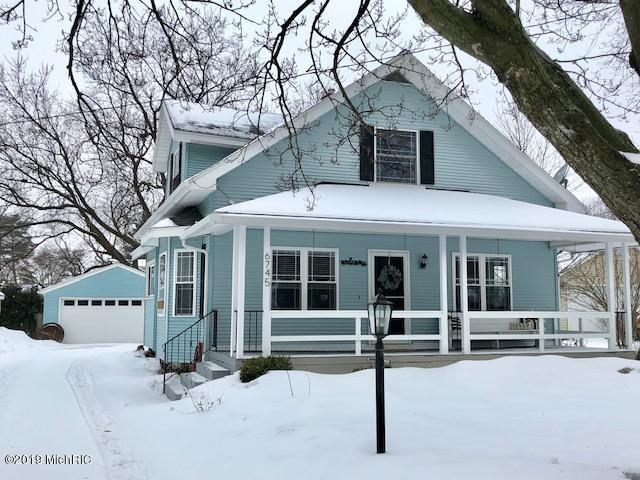 6745 Adrian Avenue SE, Grand Rapids, MI 49548 (MLS #19005217) :: Deb Stevenson Group - Greenridge Realty