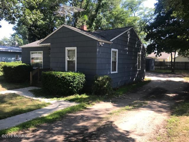 1155 Calvin Avenue, Muskegon, MI 49442 (MLS #19006189) :: Matt Mulder Home Selling Team