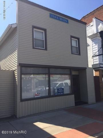 114 S Main Street, Plainwell, MI 49080 (MLS #19007455) :: Deb Stevenson Group - Greenridge Realty