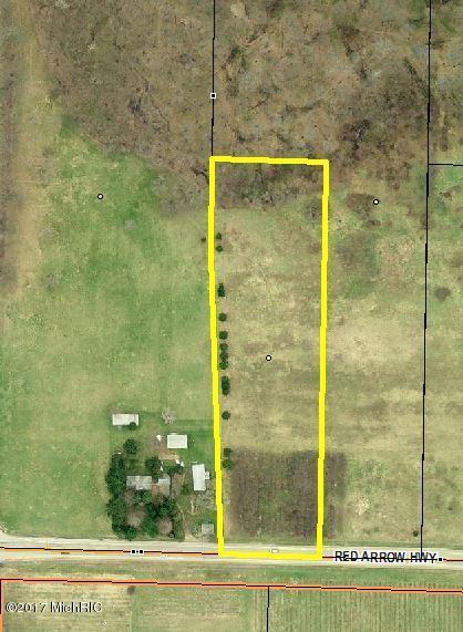 #A-Parcel W Red Arrow Highway, Lawrence, MI 49064 (MLS #19007915) :: Deb Stevenson Group - Greenridge Realty