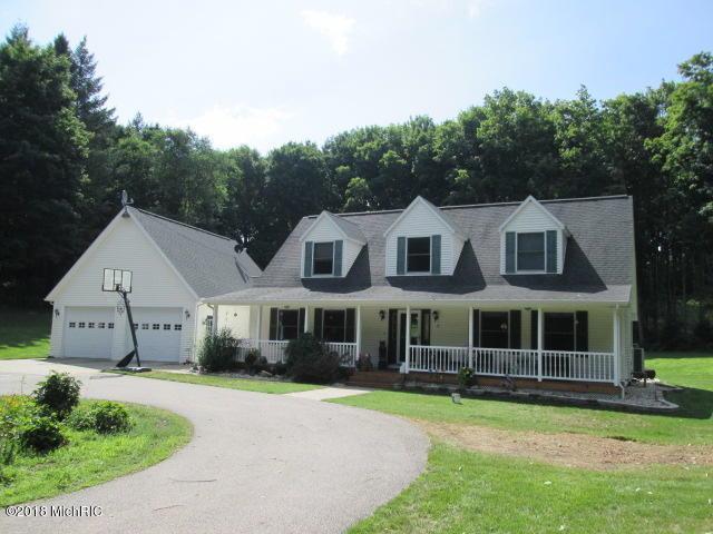 1638 Ramble Road, Hart, MI 49420 (MLS #19014864) :: Matt Mulder Home Selling Team