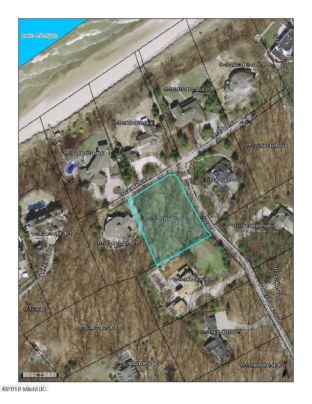 18342 Forest Beach Drive, New Buffalo, MI 49117 (MLS #19015258) :: Matt Mulder Home Selling Team