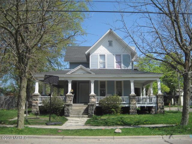 921 Washington Avenue, Kalamazoo, MI 49001 (MLS #19018949) :: CENTURY 21 C. Howard