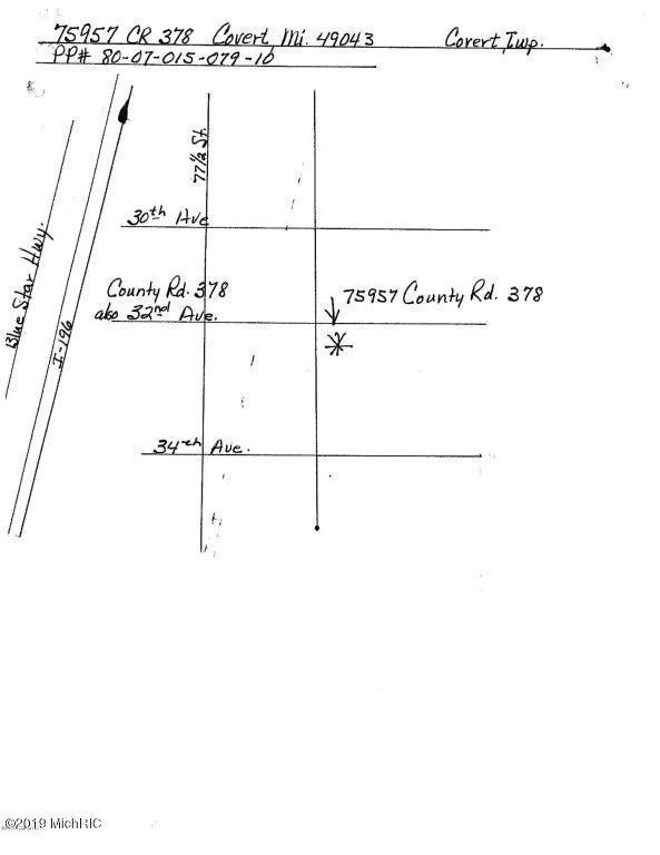 75957 Cr 378, Covert, MI 49043 (MLS #19019809) :: Matt Mulder Home Selling Team
