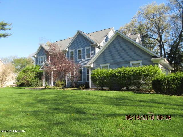 3498 Whistling Lane, Portage, MI 49024 (MLS #19022331) :: Matt Mulder Home Selling Team
