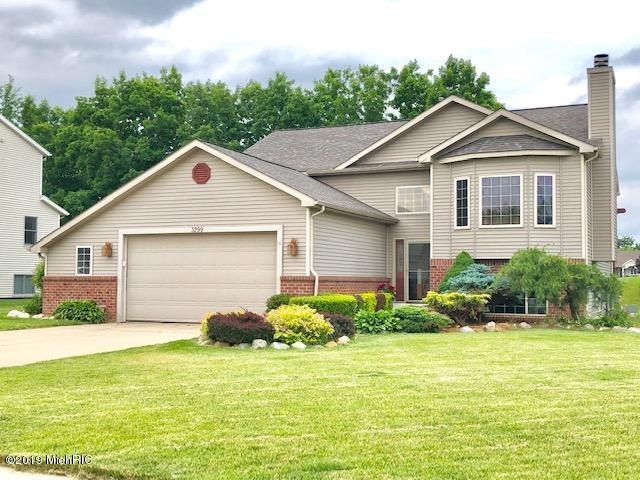 3299 Camrose Drive, Hudsonville, MI 49426 (MLS #19028132) :: JH Realty Partners
