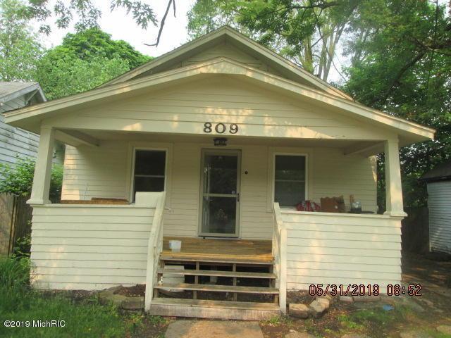 809 Wallace Avenue, Kalamazoo, MI 49048 (MLS #19028637) :: CENTURY 21 C. Howard