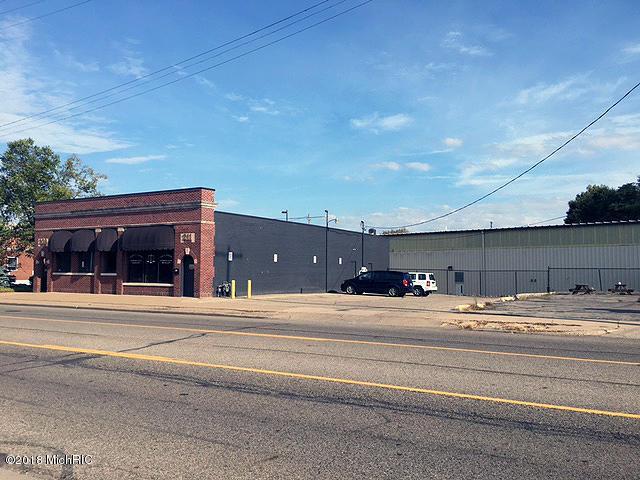 209-Warehouse E Michigan Avenue, Battle Creek, MI 49017 (MLS #19029145) :: Deb Stevenson Group - Greenridge Realty